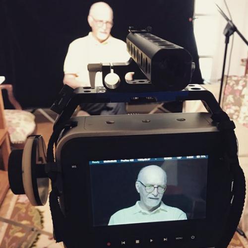 Dr. Edson de Amâncio para o documentário Despertar - Data Limite